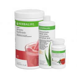 Herbalife Erdbeere Gesundes...