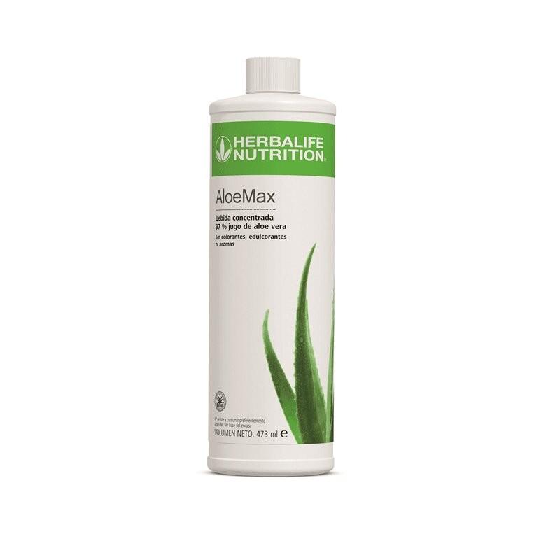 Bebida Concentrado Herbal Aloe MAX - sabor original - 473 ml