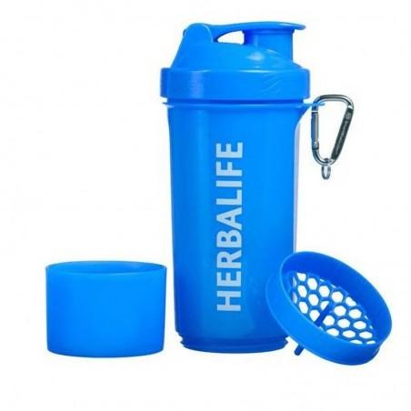 Herbalife Cocktail Shaker - Neon Blue 500 ml