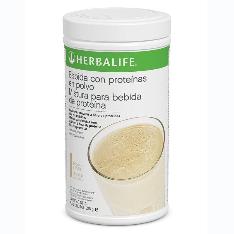Proteinas - Bedida con Proteínas en Polvo Vainilla 588 g
