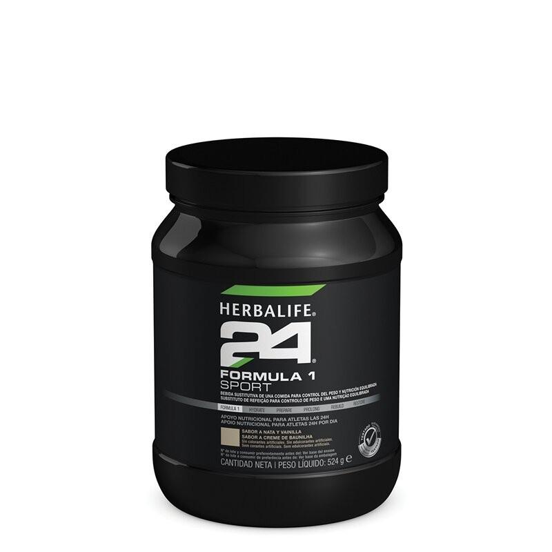 Fórmula 1 Sport - Crema de vainilla 524 g