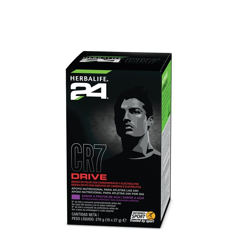 CR7 Drive (Umschläge 10 Einheiten)