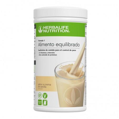 Vanilla Cream Shake 550g - Nouvelle Génération Formula 1