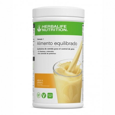 Apple and Spices Shake 550g - New Generation Formula 1