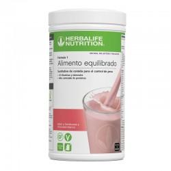 Raspberry and White Chocolate Shake 550g - New Generation Formula 1