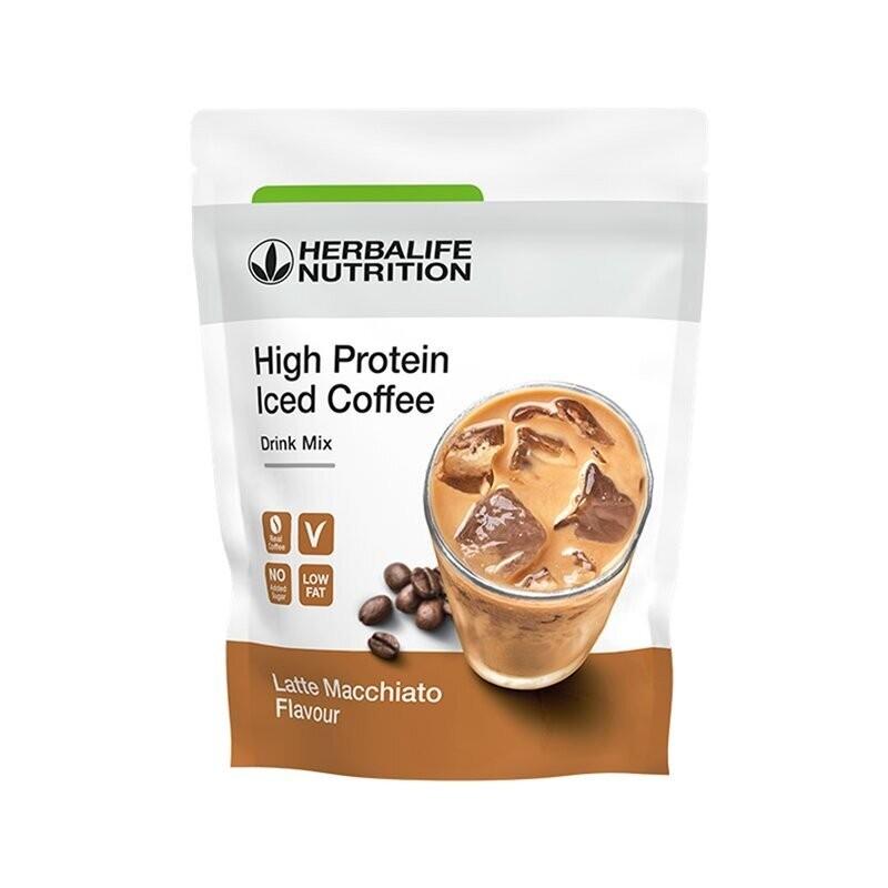 Latte Macchiato - Gefrorener Kaffee mit Proteinen 308 g
