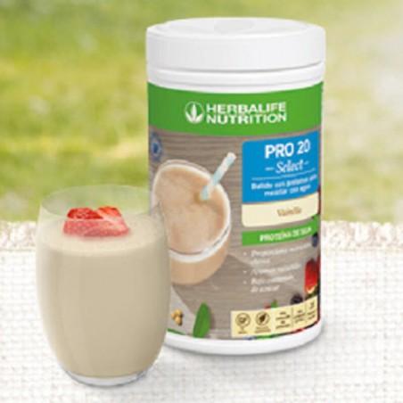 PRO 20 Select - Protein Shake zum Mischen mit Wasser