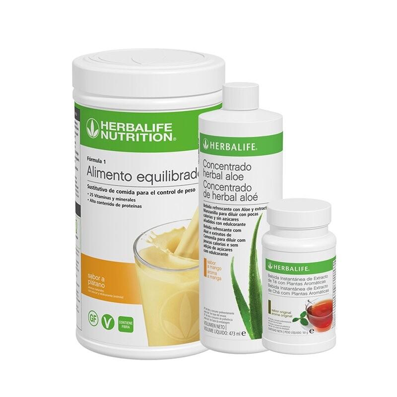Programa Desayuno Saludable Herbalife Plátano 550 g