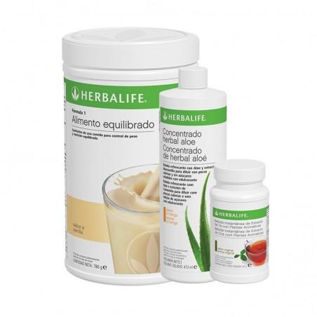 Herbalife Vanilla Gesundes Frühstücksprogramm 780 g