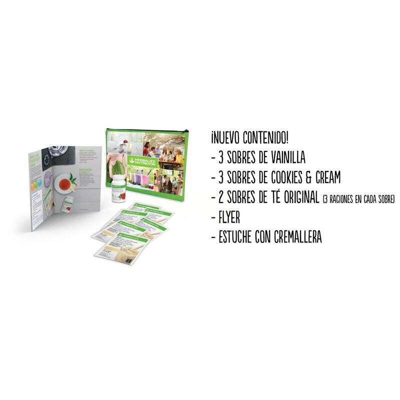 Paquete de Prueba 1 kit