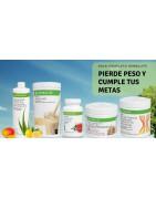 Pacotes de nutrição Herbalife - Smoothies e suplementos alimentares
